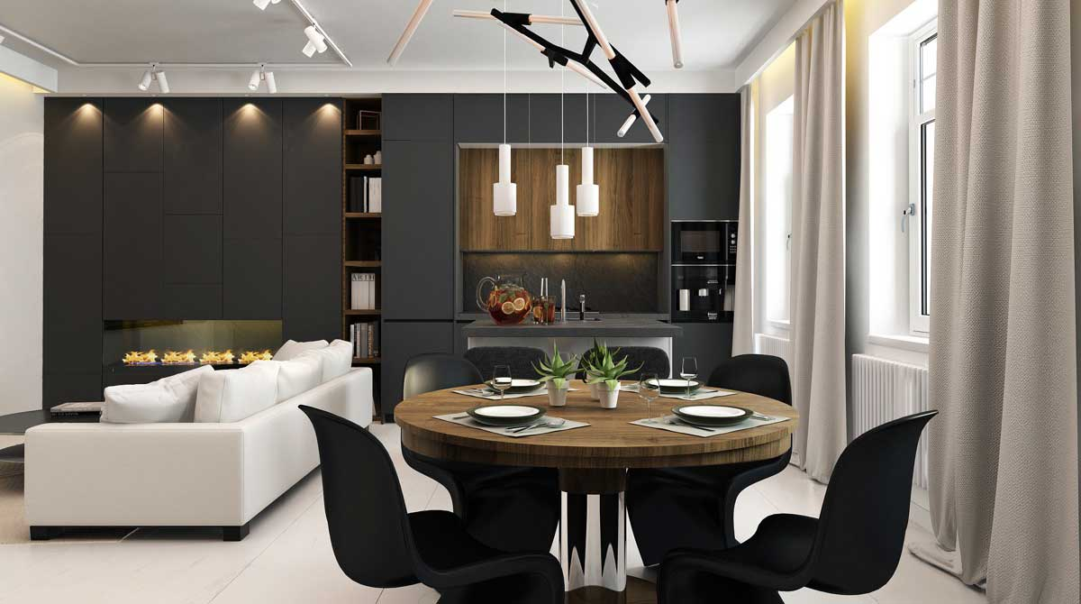 5 Tips in Designing a Contemporary Dining Room - DcorStore